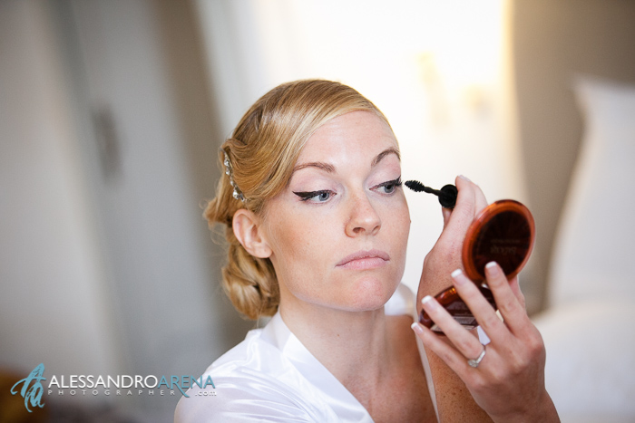 villa borghi wedding bride makeup