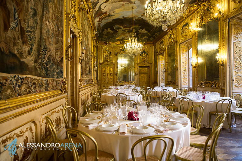 Gala Dinner Palazzo Clerici Milano