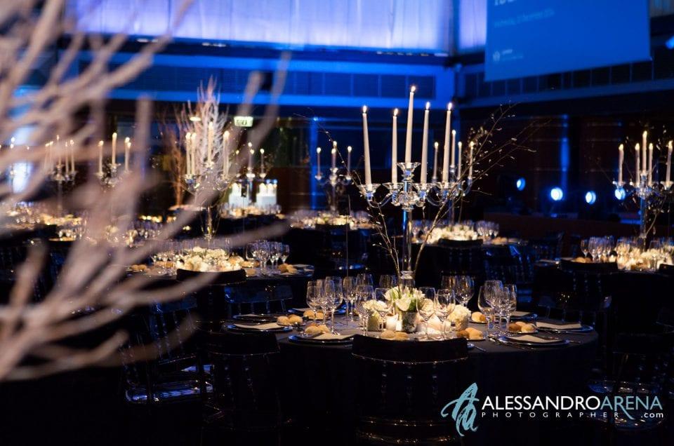 foto gala dinner Milano