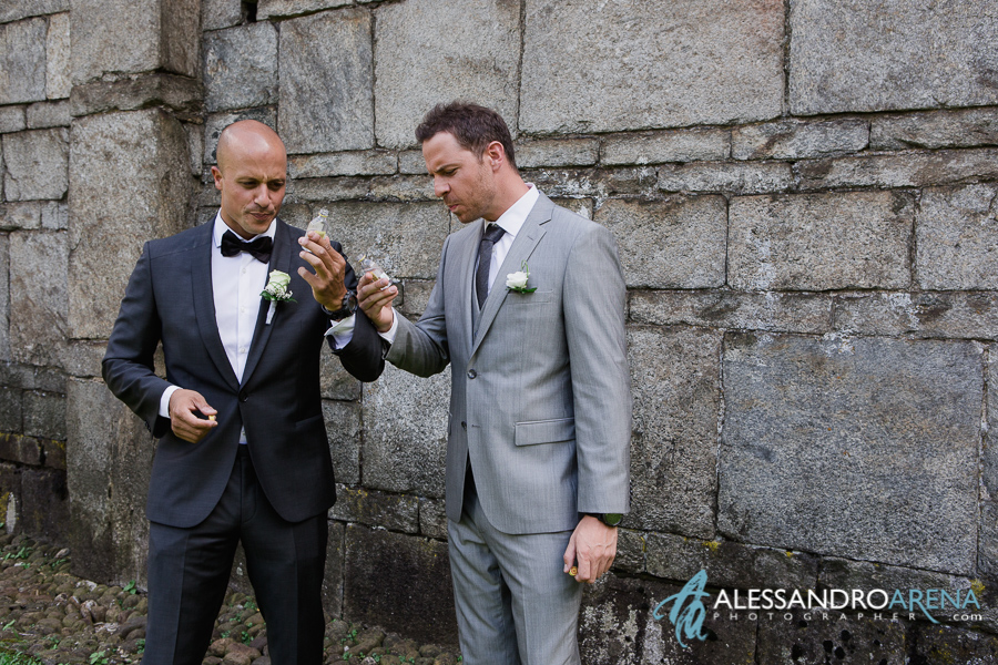 Wedding reportage Svizzera