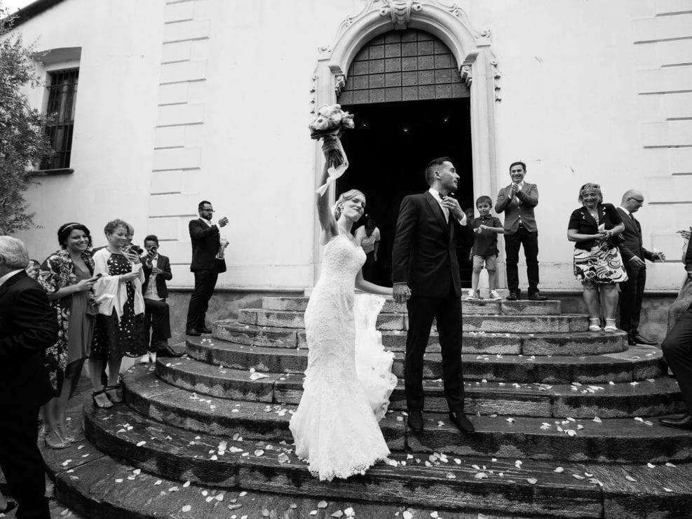 Sposi- Chiesa di Galliate Lombardo