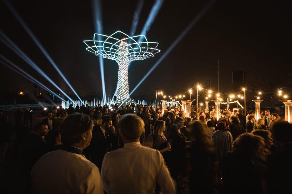 Fotografo Eventi Milano - Albero della vita expo Milano