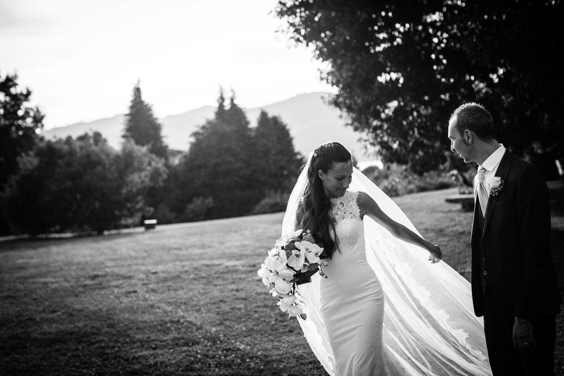 Sposi a Tenuta la Quassa