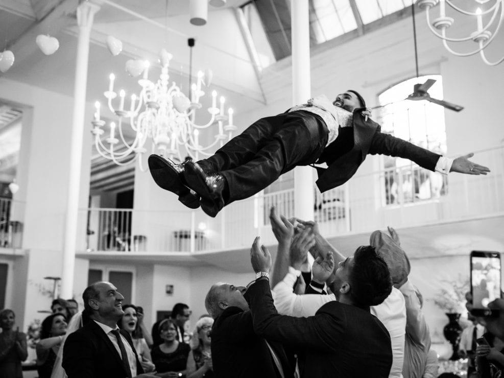 Sposo vola - Matrimonio Albergo ristorante La Madonnina Cantello