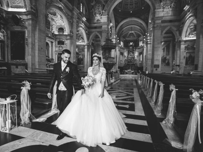 Matrimonio chiesa collegiata bellinzona - canton ticino - svizzera