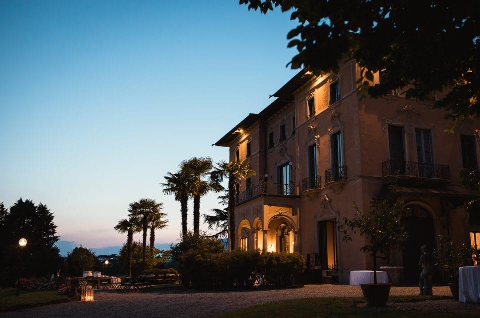 Matrimonio a Villa Montalbano Varese