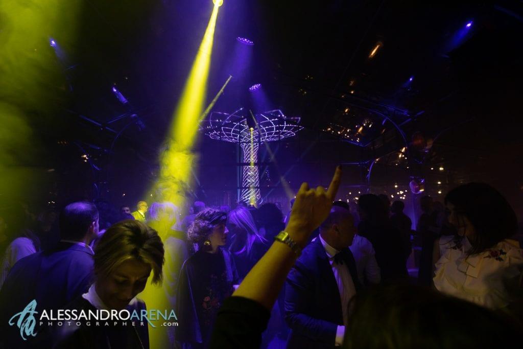Anniversario Privitera  -  festa nella serra La Fenice