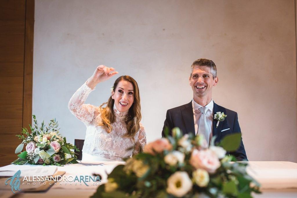 rito civile castello Sasso Corbaro Bellinzona - Sposa slauta