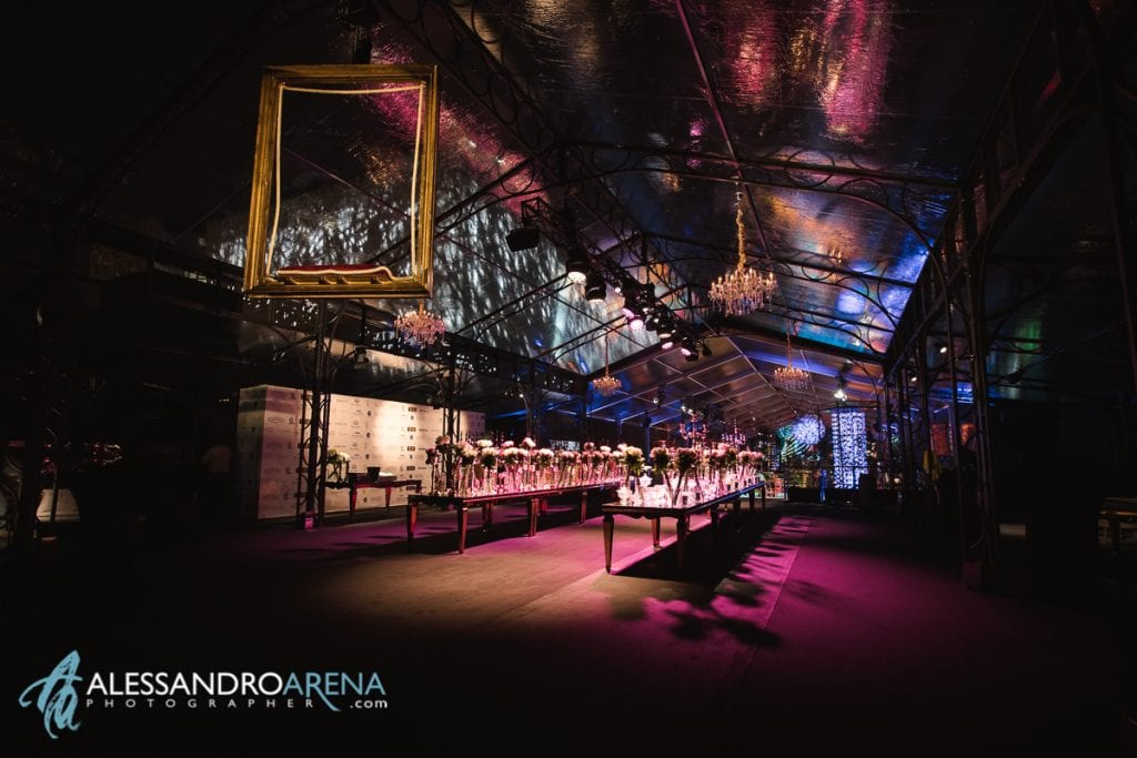 The great phoenix event privitera eventi Al Mind Expo Milano - Serra La Fenice Allestimenti