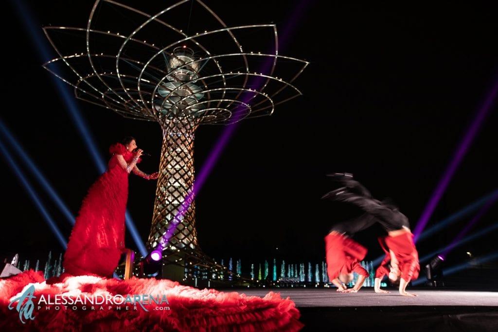The great phoenix event spettacolo alberto della vita - Musical
