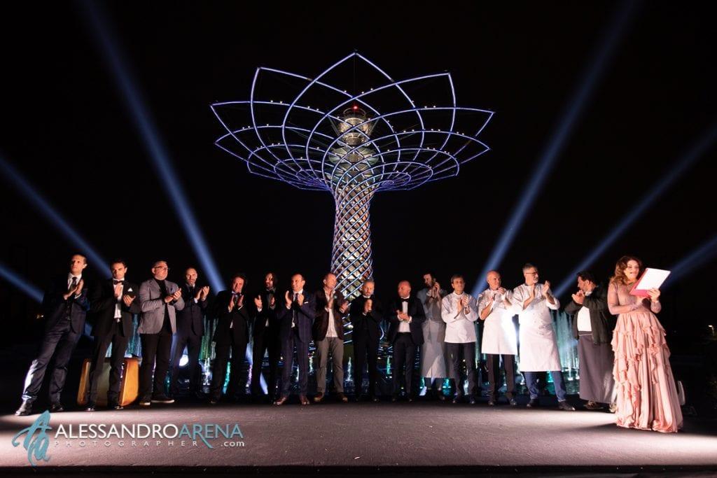 The great phoenix event spettacolo alberto della vita - i protagonisti