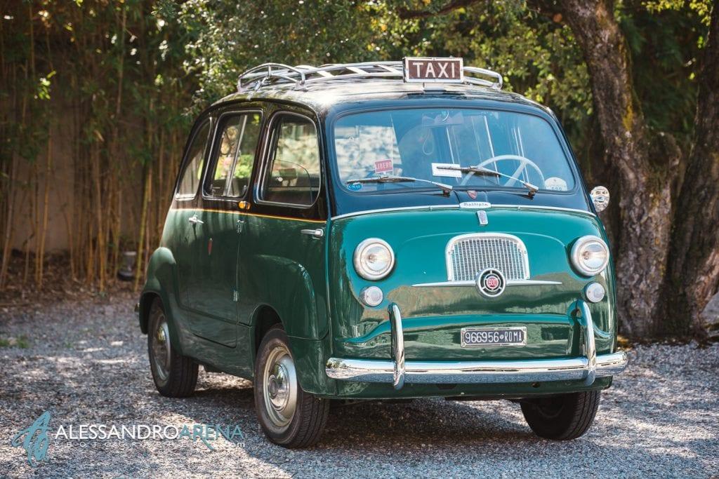 Auto D'epoca per matrimonio a Milano-2