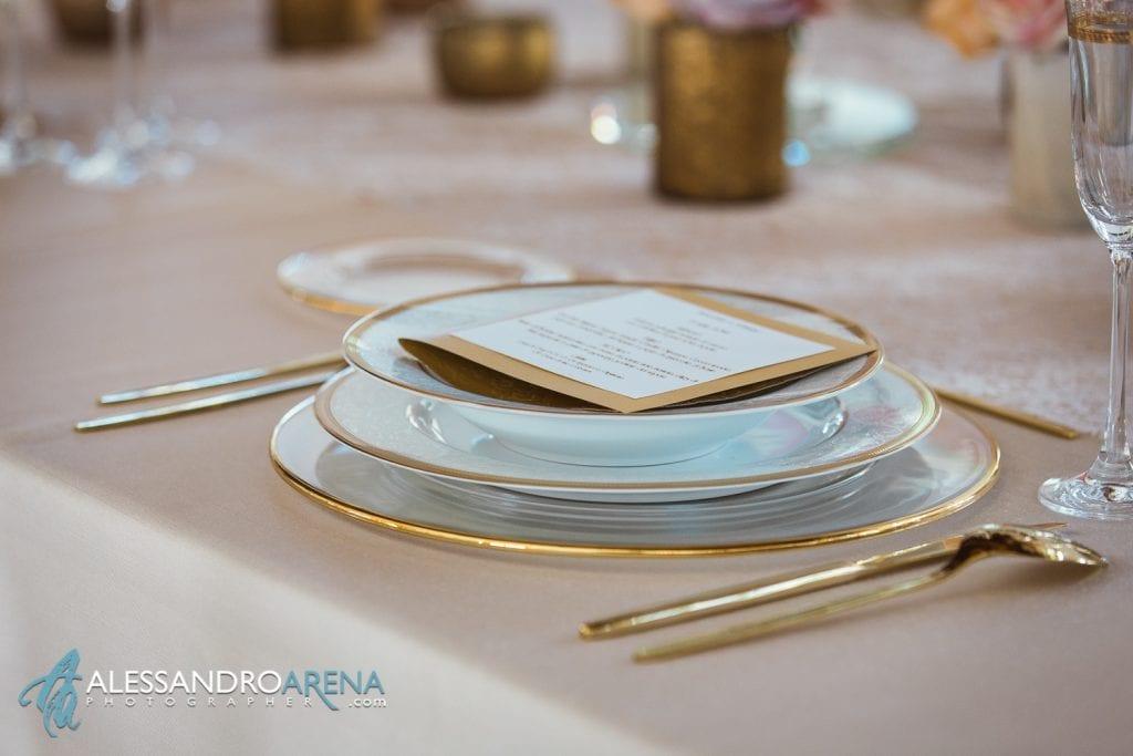 White Tulipa Wedding Planner Milano, Como- Mise en place