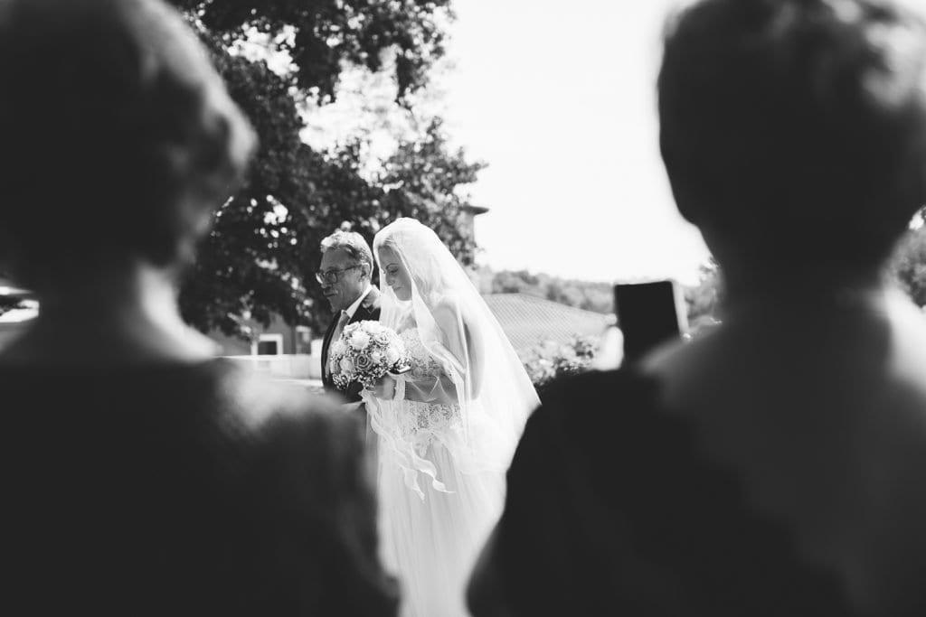 Fotografia spontanea matrimonio