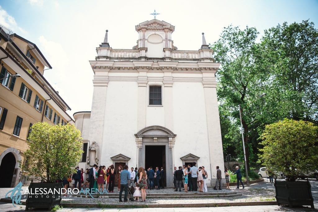 Chiesa Sant'Antonio Abate alla Motta - Matrimonio a Varese