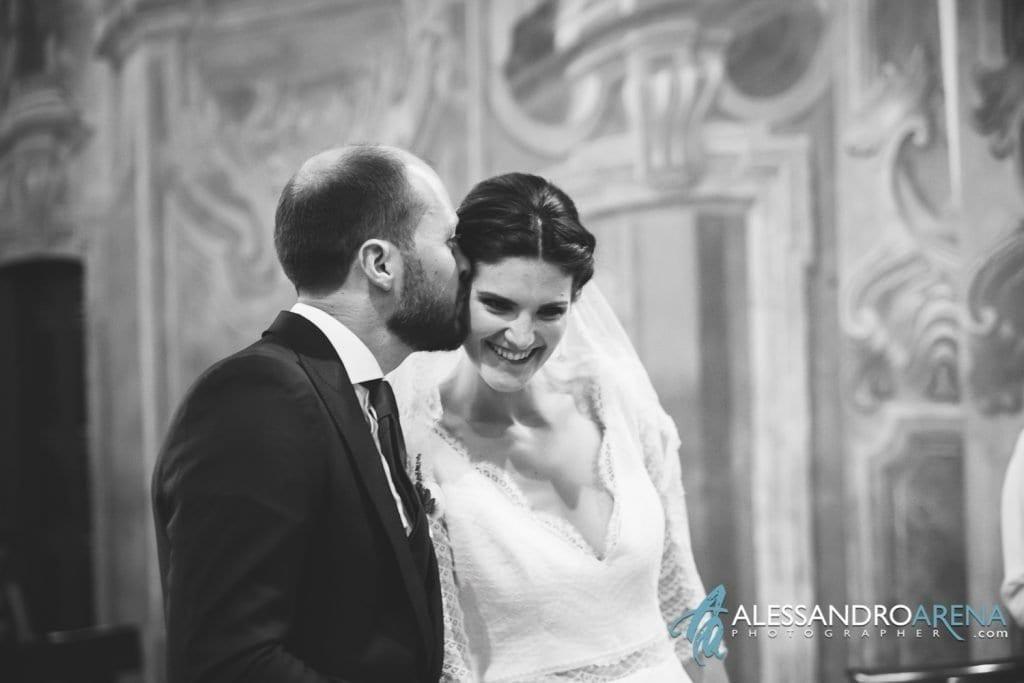Affetto - Matrimonio Chiesa Sant'Antonio Abate alla Motta - Matrimonio a Varese