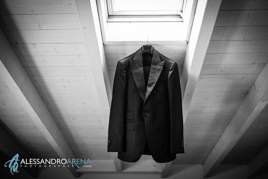Abito Sposo - Preparativi Sposo Matrimonio a Varese Location - Art Hotel