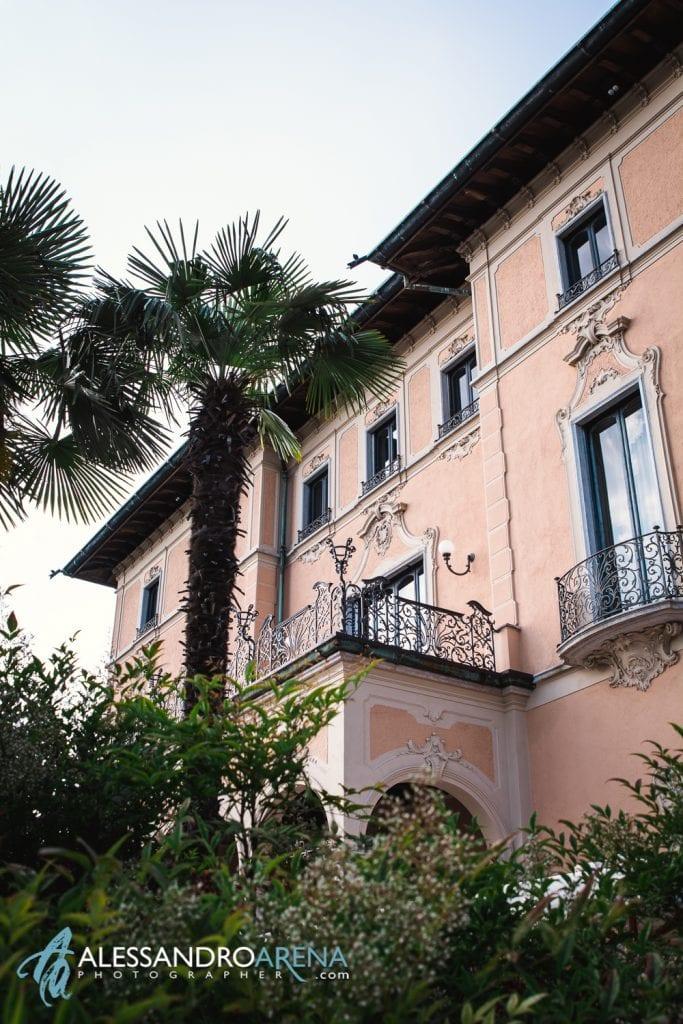 La Villa - Matrimonio a Varese Location Villa Esengrini Montalbano