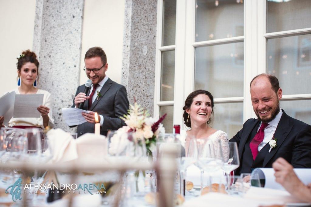 Sposi a Villa Esengrini Montalbano Varese - Reportage