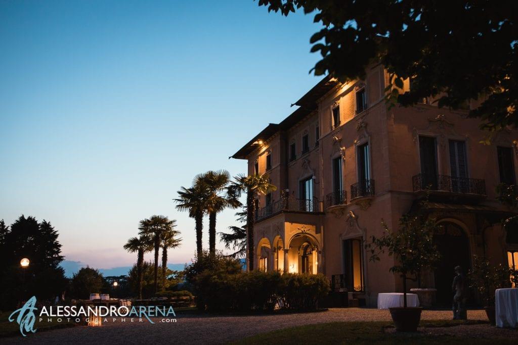 Villa Esengrini Montalbano Varese - Wedding Reportage - Alessandro Arena Fotografo