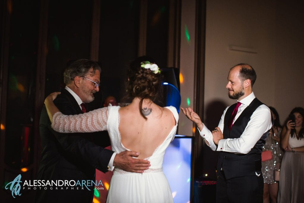Sposo - Villa Esengrini Montalbano Varese - Wedding Reportage