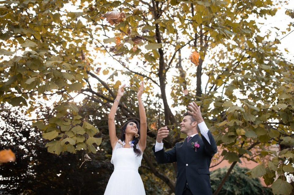 Matrimonio in autunno, sposarsi in autunno