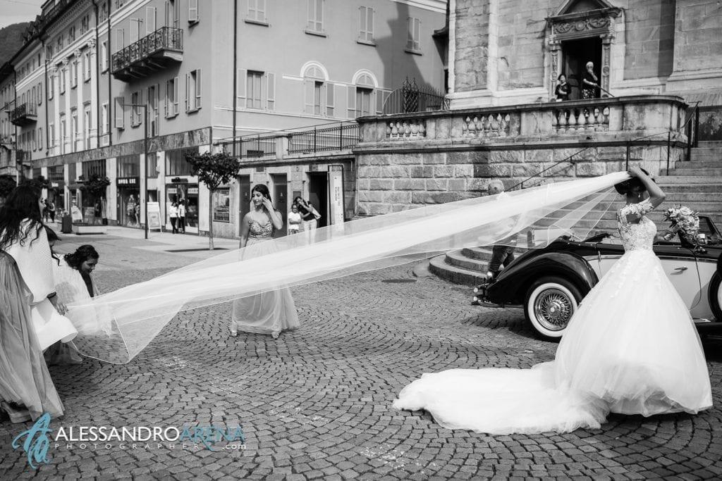 matrimonio a Bellinzona - Chiesa Collegiata