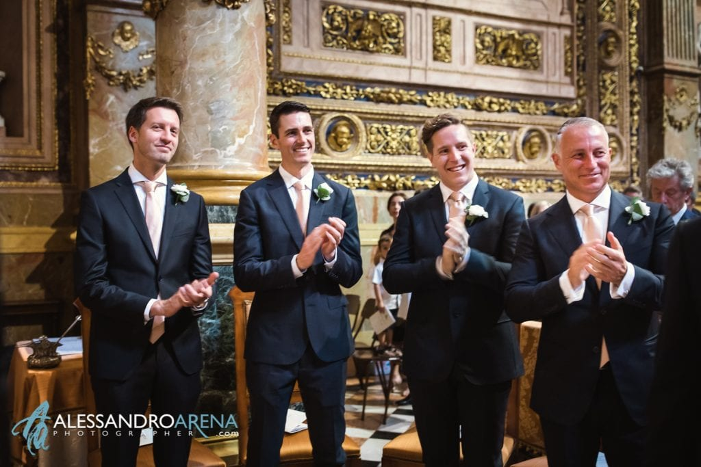 Foto Matrimonio Cattedrale di Bergamo Città Alta