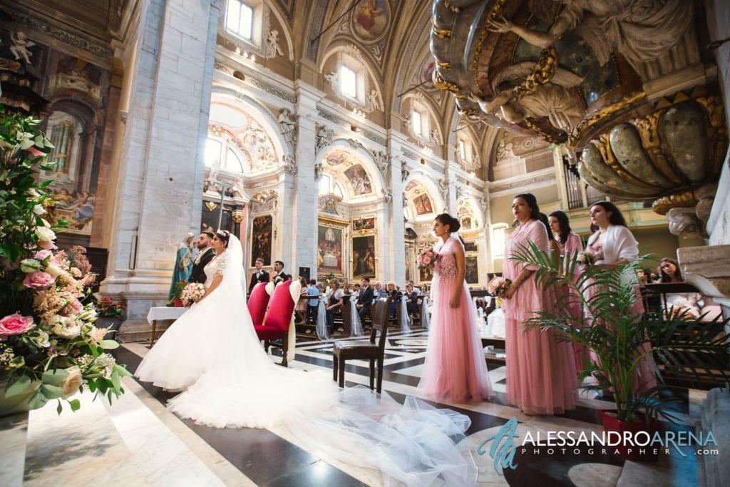 Foto Matrimonio Chiesa Collegiata SS Pietro e Stefano Bellinzona