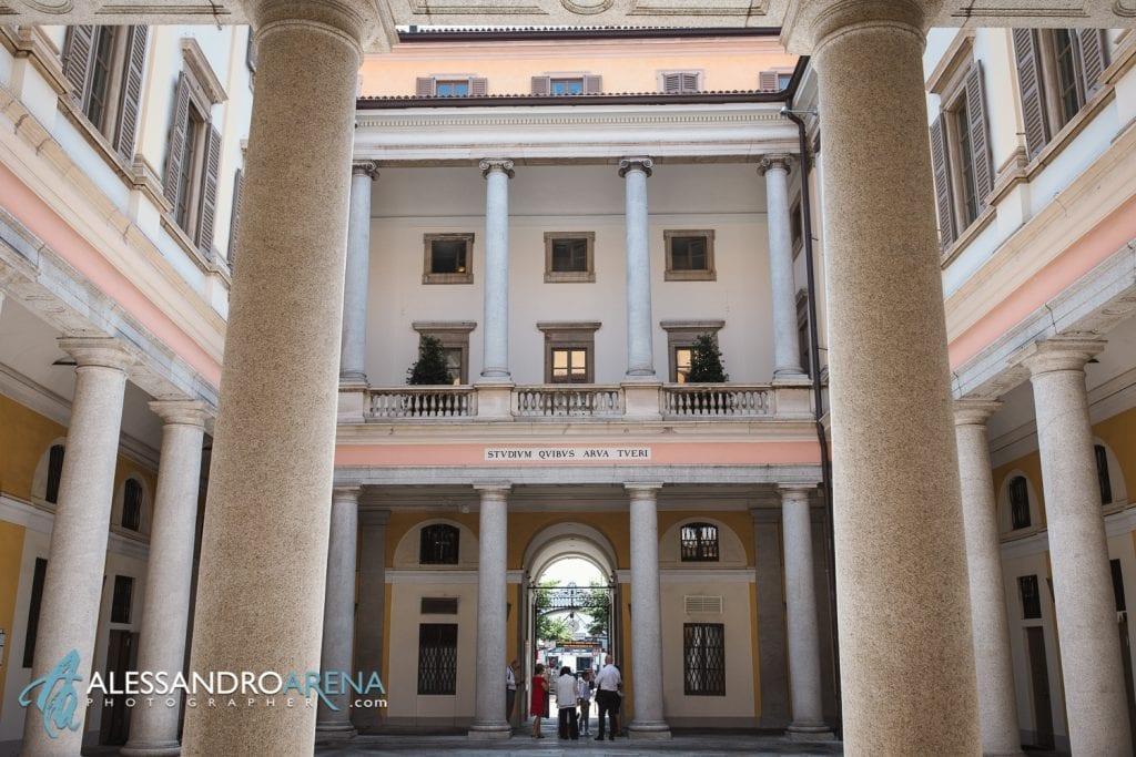 Corte Municipio di Lugano