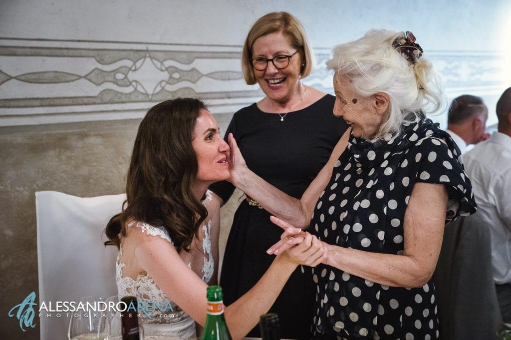 Auguri alla sposa - Location Matrimonio Bergamo - Villa Canton