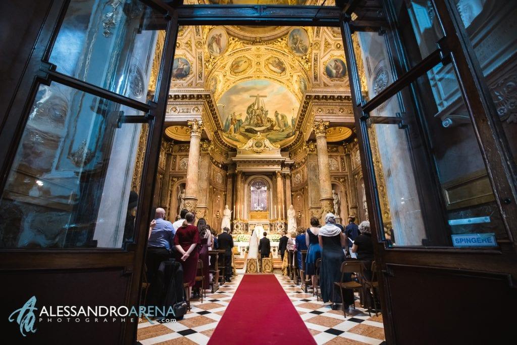 Matrimonio Cattedrale di Bergamo Città Alta - Sant'Alessandro
