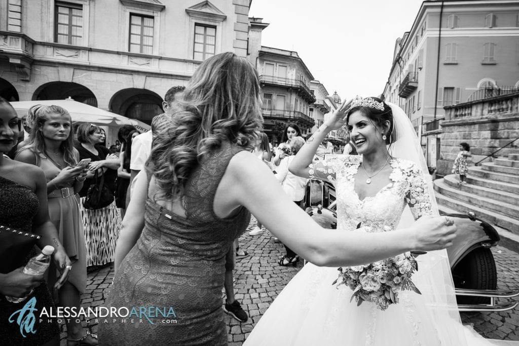 Auguri pe la sposa