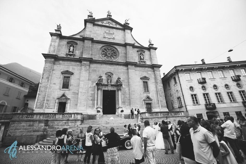 Chiesa Collegiata SS. Pietro e Stefano di Bellinzona Ticino