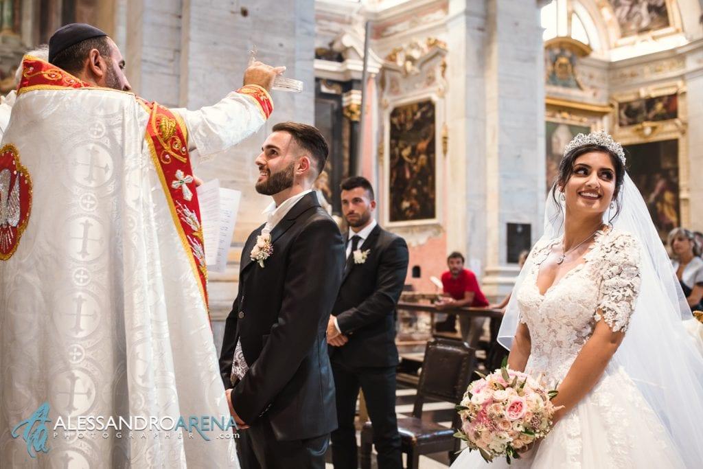 Matrimonio Rito Cristiano Siriaco - Corona per gli sposi