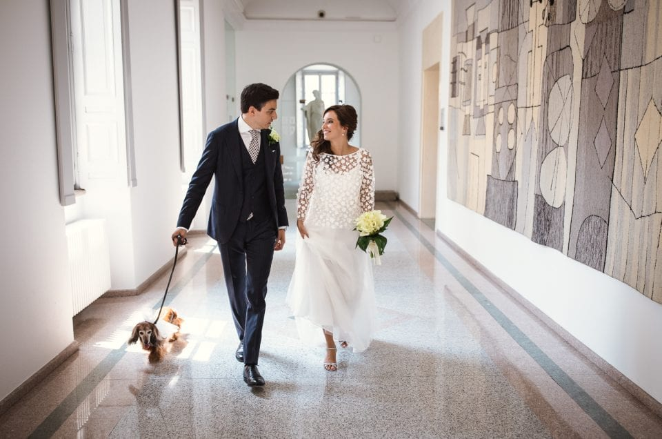 Matrimonio civile municipio di Lugano