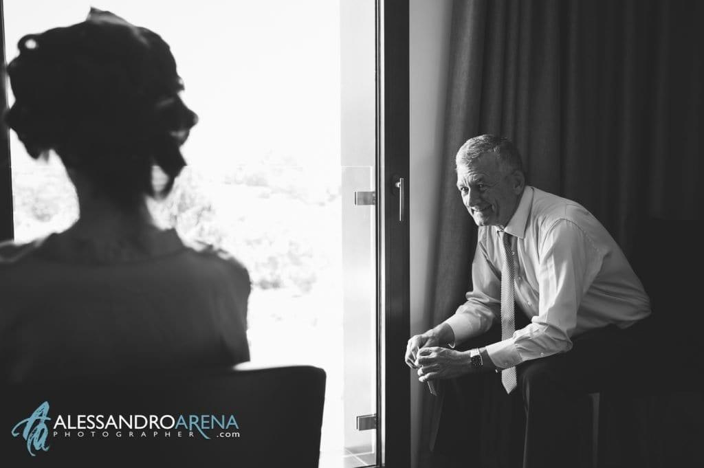 Padre della sposa - Preparativi Sposa - Bergamo Alta