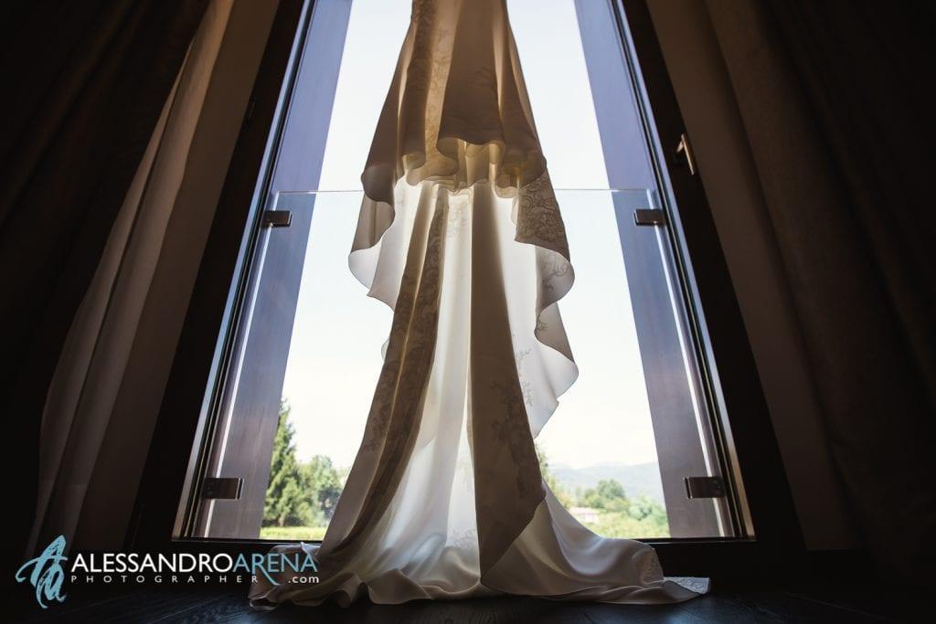 Relais San Lorenzo - Abito Sposa