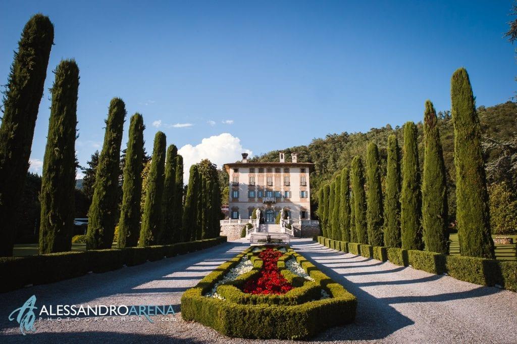 Villa Canton Trescore Location Matrimonio Bergamo