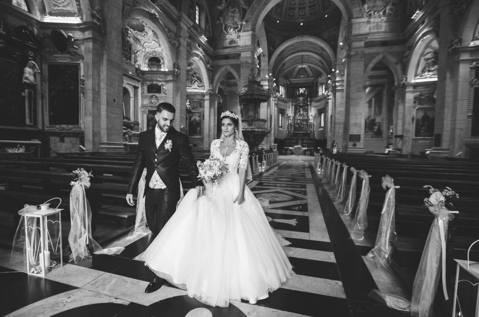 Matrimonio a Bellinzona - Foto Alessandro Arena