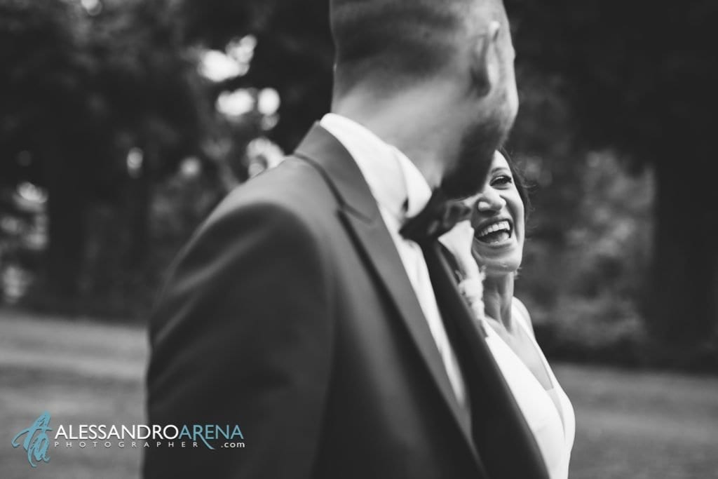 Sposi a Villa Paradeisos Varese - Location per Matrimonio - Varese