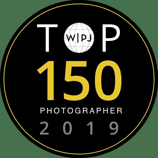 best wedding photographer migliore fotografo varese - wpja top 150 nel 2019