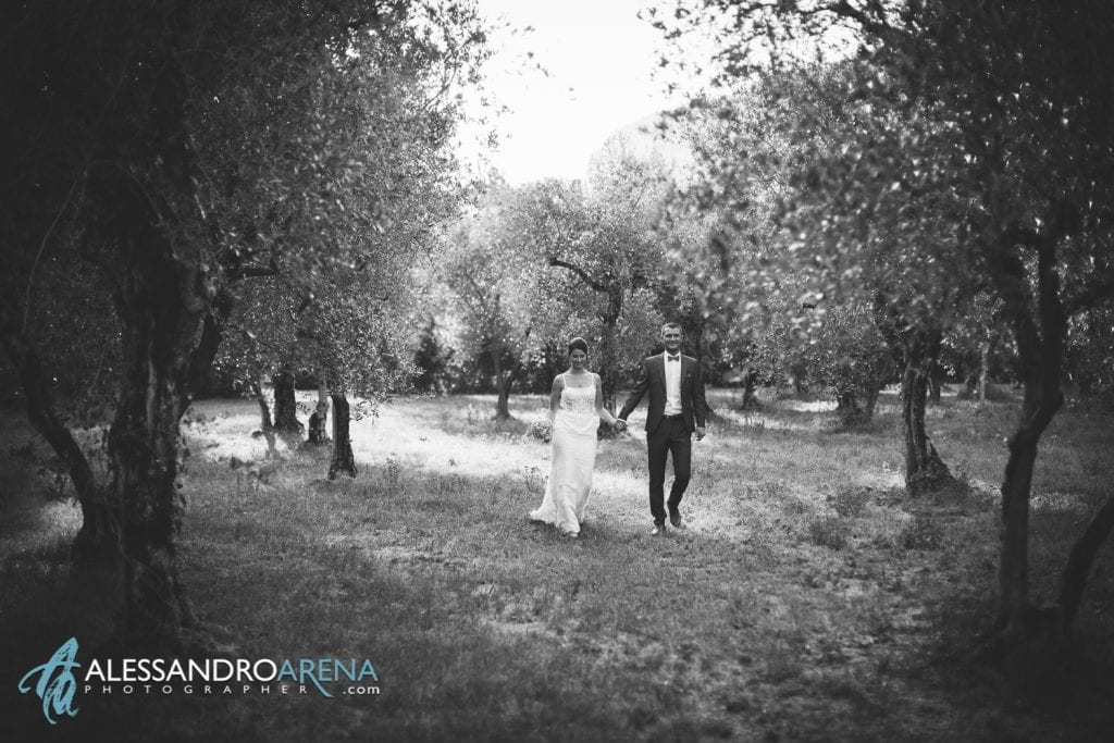 Foto Matrimonio Sposi - Destination Wedding Lago di Garda