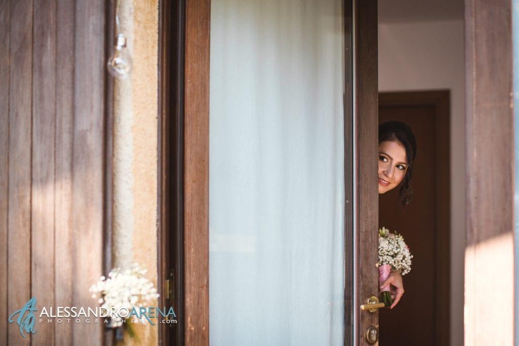 La sposa è pronta - Lago di Garda - fotografo matrimonio verona