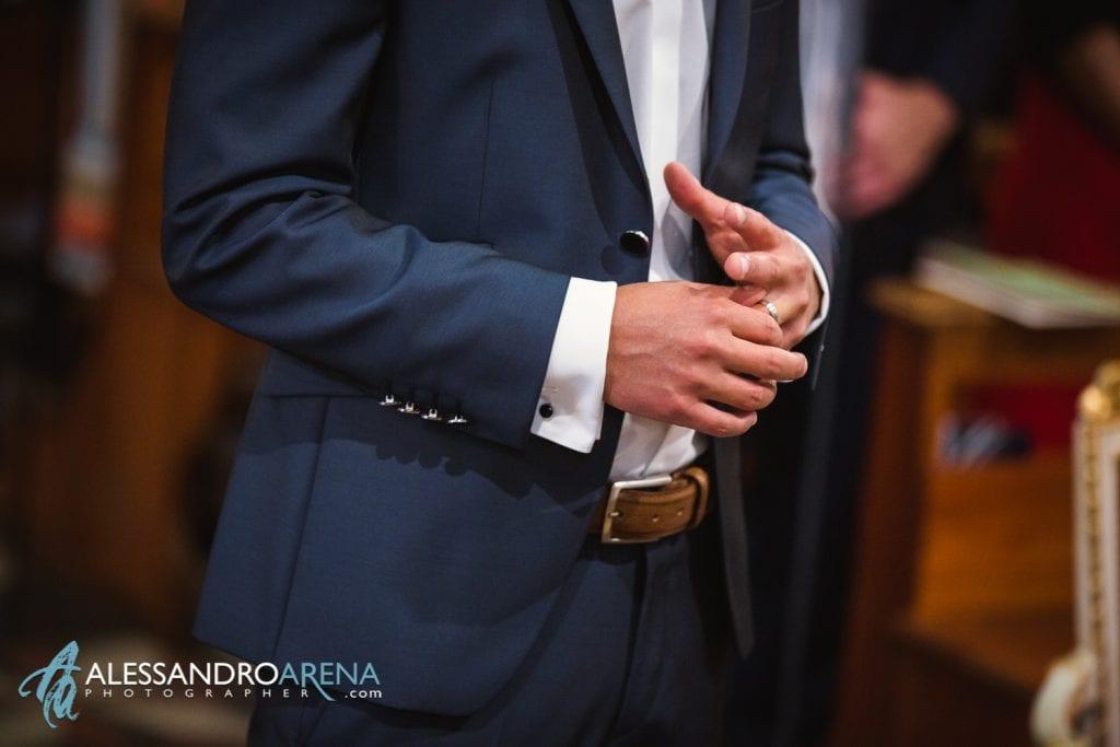 L'anello dello sposo