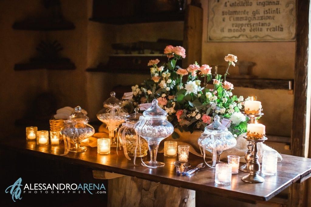 Confettata al Mulino dell'olio - Pirola Catering Varese