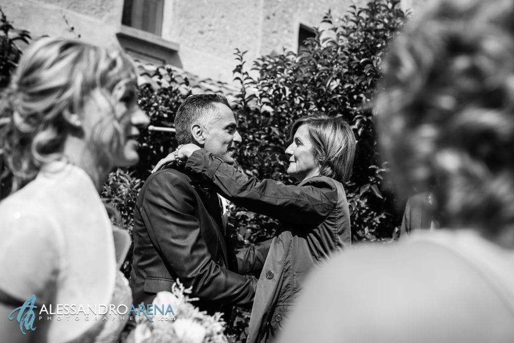 Auguri per lo sposo