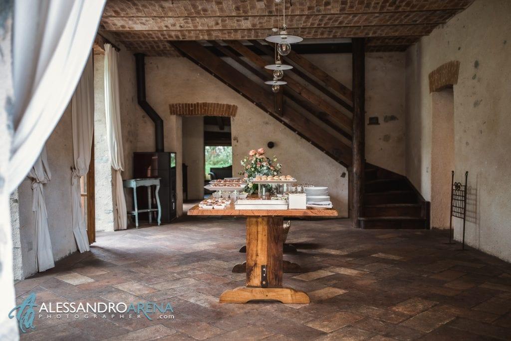 Reportage al Mulino delL'olio - Pirola Catering Varese