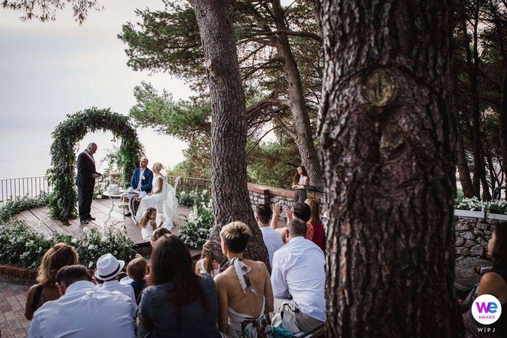 Wedding Elopement Matrimonio intimo Capri